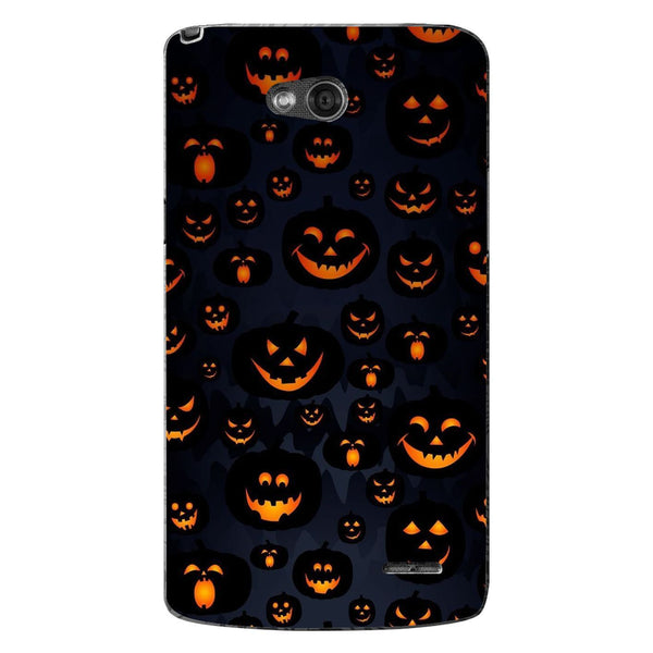 Husă Halloween Evil Pumpkins LG L90 Guardo.shop