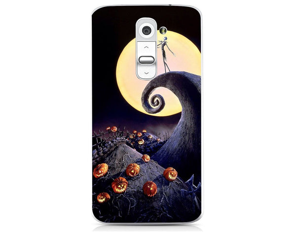 Husă Halloween Full Moon LG G2 Mini Guardo.shop