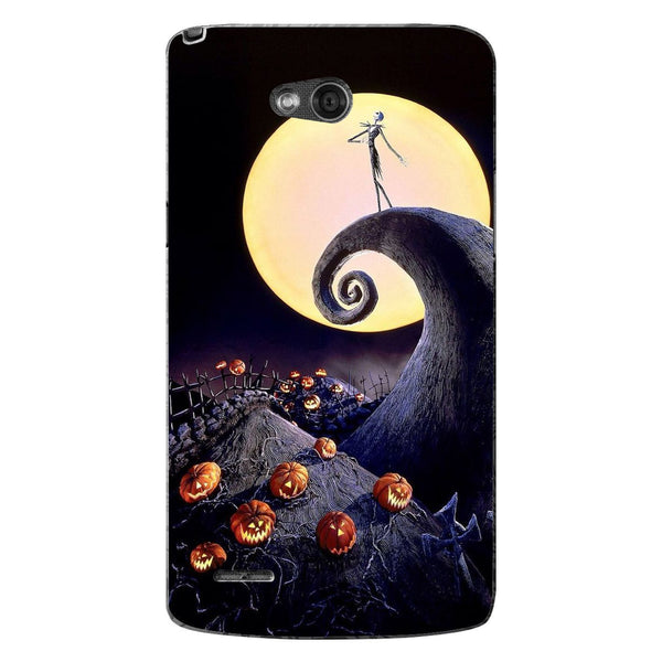 Husă Halloween Full Moon LG L80 Guardo.shop