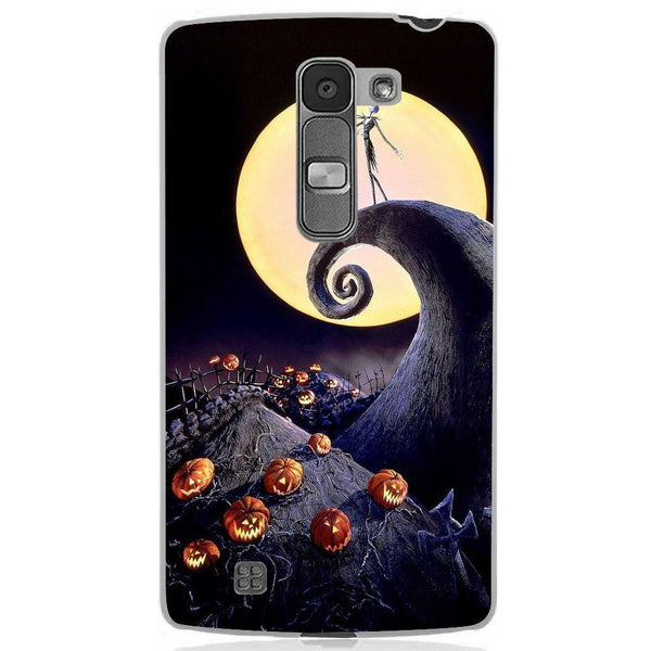 Husă Halloween Full Moon LG Magna Guardo.shop