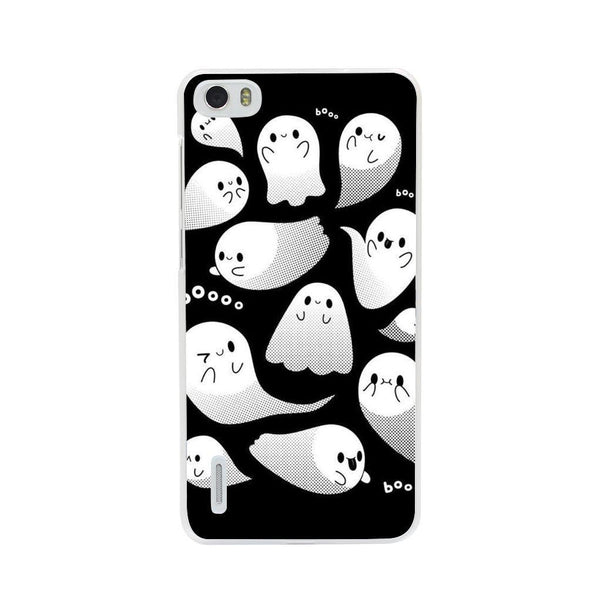 Husă Halloween Ghosts HUAWEI G7 Guardo.shop