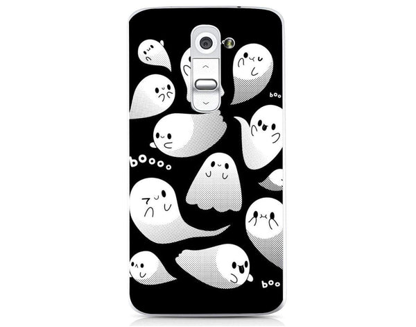 Husă Halloween Ghosts LG G2 Mini Guardo.shop