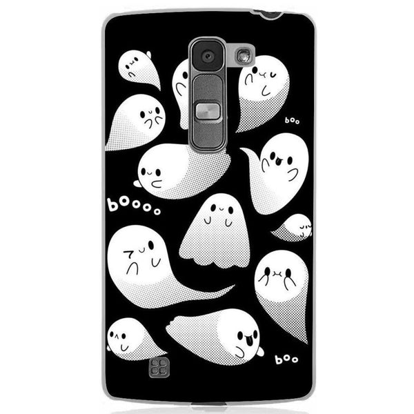 Husă Halloween Ghosts LG Magna Guardo.shop
