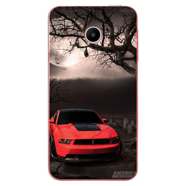 Husă Halloween Mustang HUAWEI Y330 Guardo.shop