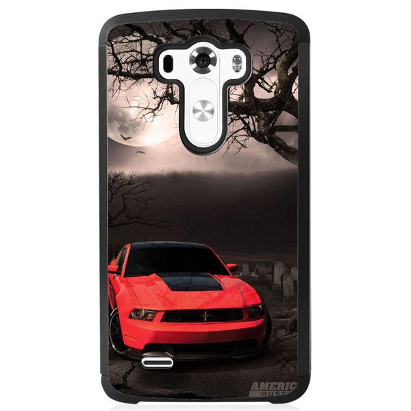 Husă Halloween Mustang LG G3 S Guardo.shop