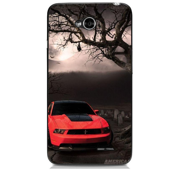 Husă Halloween Mustang LG L70 Guardo.shop