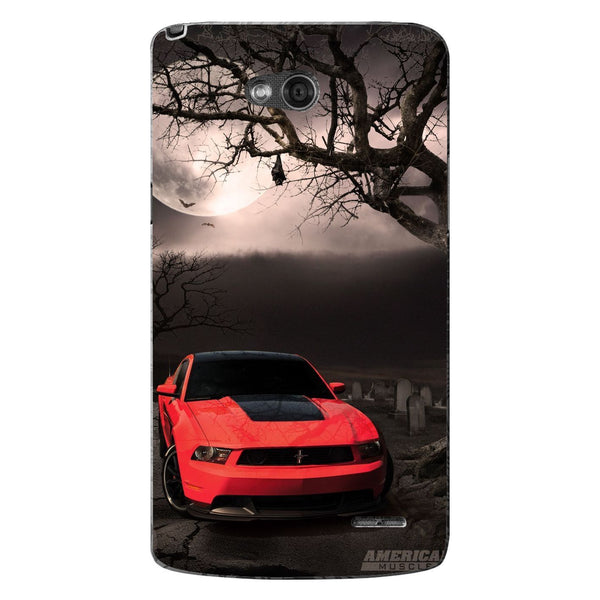 Husă Halloween Mustang LG L90 Guardo.shop