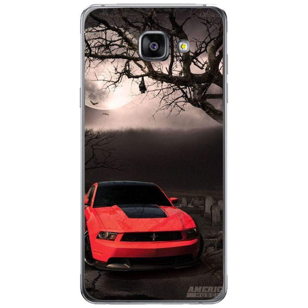 Husă Halloween Mustang SAMSUNG Galaxy A5 2016 Guardo.shop