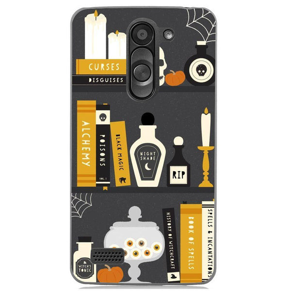Husă Halloween Stuff LG L Bello Guardo.shop