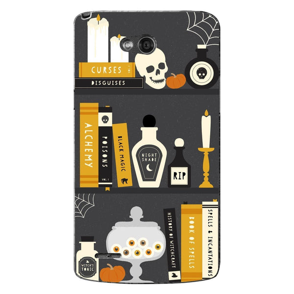 Husă Halloween Stuff LG L80 Guardo.shop