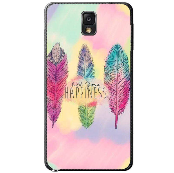 Husă Happiness Wings Background SAMSUNG Galaxy Note 3 Guardo.shop