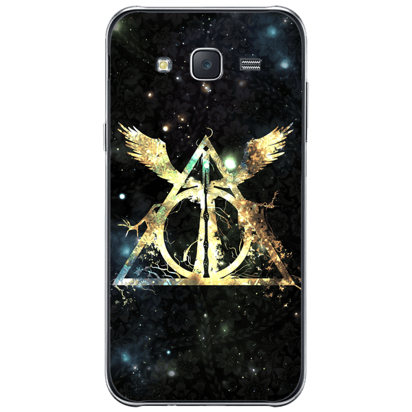 Husă Harry Potter Deathly Hallows SAMSUNG Galaxy J5 2016 Guardo.shop