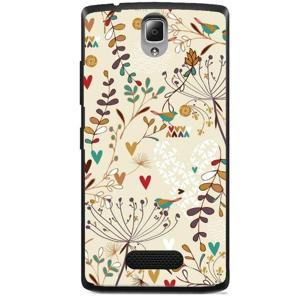 Husă Hearth And Birds Lenovo A1000 Vibe A Guardo.shop