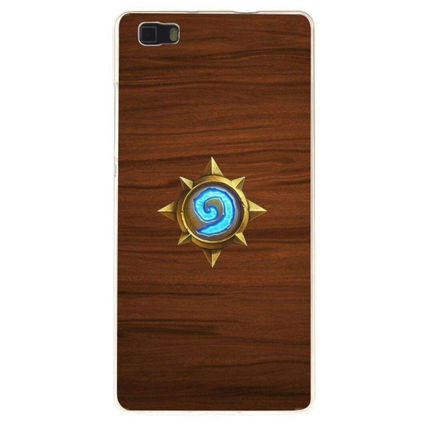Husă Hearthsone Woodback HUAWEI P8 Lite Guardo.shop