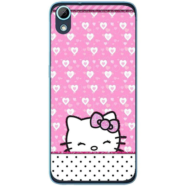 Husă Hello Kitty-love HTC Desire 626g 626 Guardo.shop