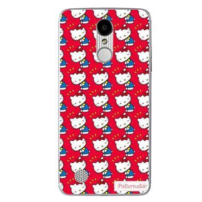Husă Hello Kitty Patern LG K4 2017 Guardo.shop
