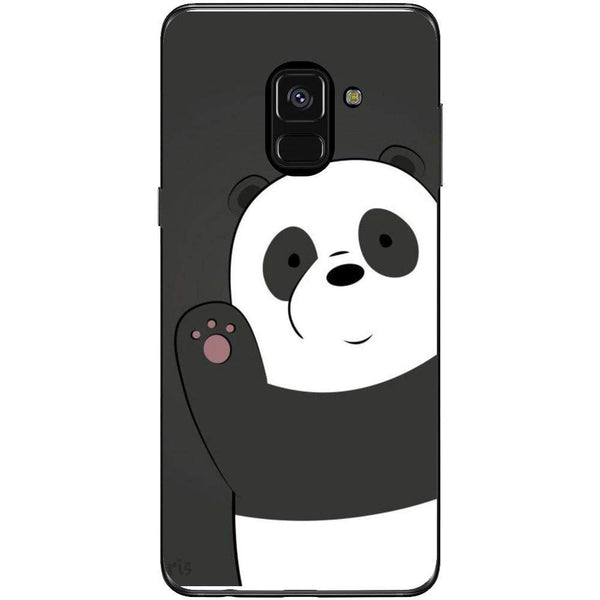 Husa Hello Panda Samsung Galaxy A8 2018 Guardo.shop