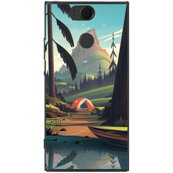 Husa Hidden Camping Sony Xperia XA2 Guardo.shop