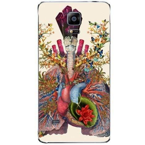 Husa Human lungs Samsung Galaxy Note 4 Guardo.shop