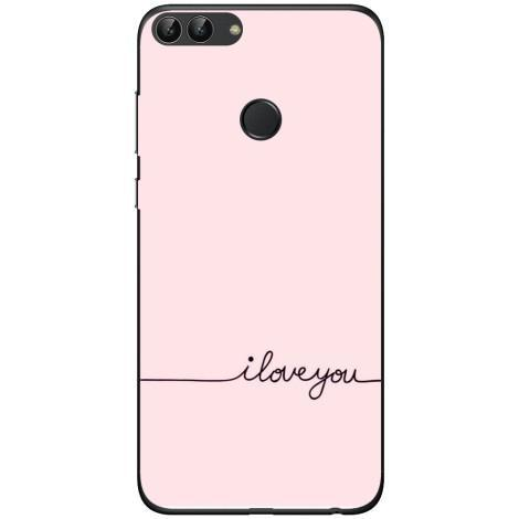 Husa I love you Huawei P smart Guardo.shop