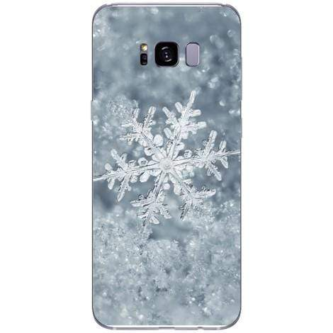 Husa Ice snowflake Samsung Galaxy S8 Plus Guardo.shop