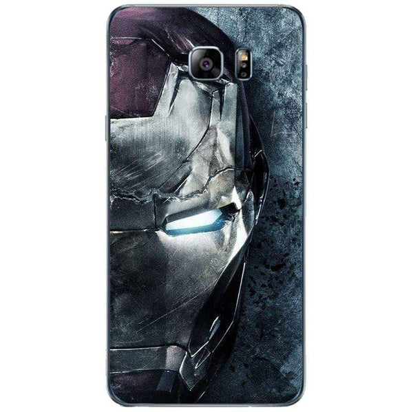 Husă Iron Man Mask SAMSUNG Galaxy Note 5 Guardo.shop