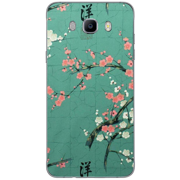 Husă Japanese Flouers SAMSUNG Galaxy J7 2016 Guardo.shop