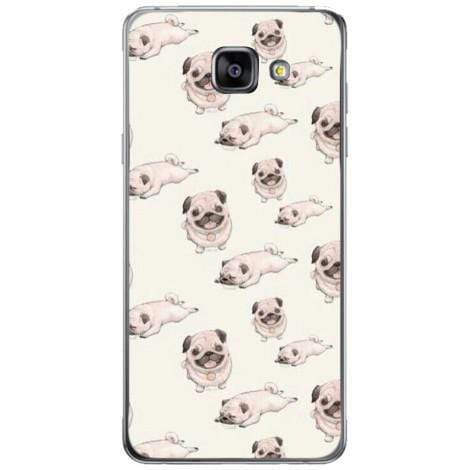 Husa Lazy pug Samsung Galaxy A5 2016 Guardo.shop