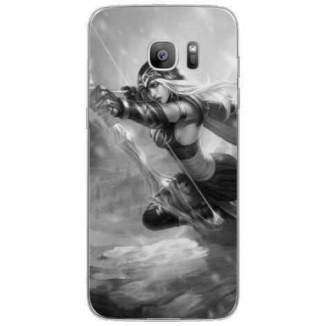 Husa League of legends   bwashe Samsung Galaxy S7 Edge Guardo.shop