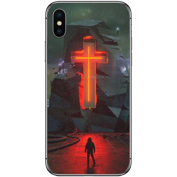 Husă Light Cross APPLE Iphone X Guardo.shop