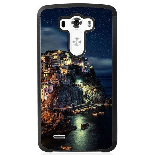 Husă Lights And Stars LG G4 Guardo.shop