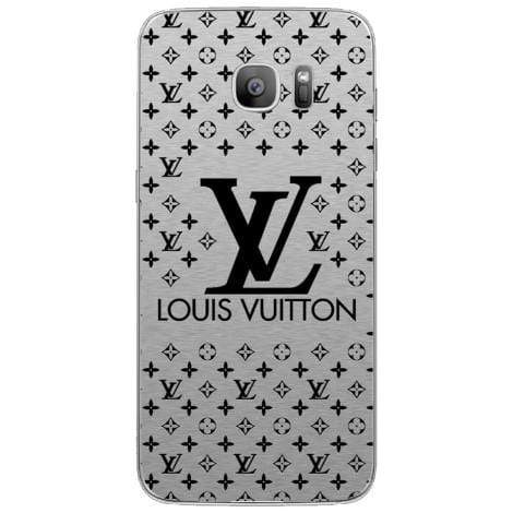 Husa Louis Vuitton Grey Samsung Galaxy S7 Guardo.shop