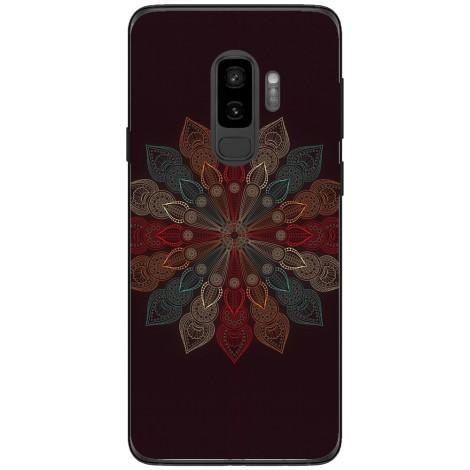 Husa Mandala flower Samsung Galaxy S9 Plus Guardo.shop