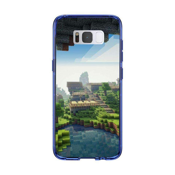 Husă Minecraft SAMSUNG Galaxy S8 Plus Guardo.shop