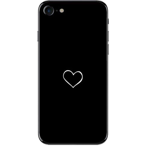 Husă Minimal Heart APPLE Iphone 8 Guardo.shop