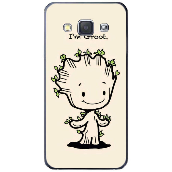 Husă Minimalist I'm Groot Drawing SAMSUNG Galaxy A3 Guardo.shop