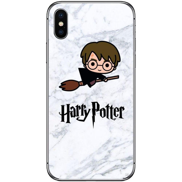 Husă Minimlasit Harry Potter APPLE Iphone X Guardo.shop
