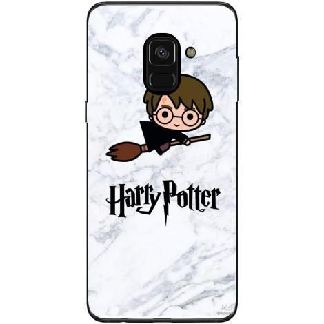 Husa Minimlasit harry potter Samsung Galaxy A8 2018 Guardo.shop