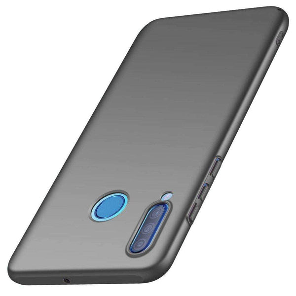Husa Msvii Simple Ultra-Subtire Cover Huawei P30 Lite Grey MSVII