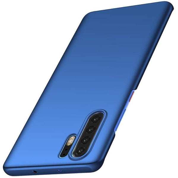 Husa Msvii Simple Ultra-Subtire Cover Huawei P30 Pro Blue MSVII