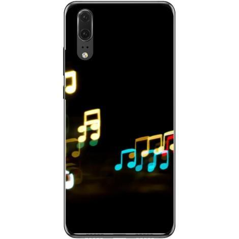 Husa Music notes Huawei P20 Guardo.shop