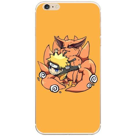 Husa Naruto and the 9 tail fox Iphone 6