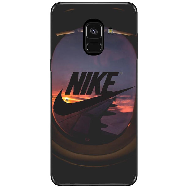 Husa nike plane Samsung Galaxy A8 PLUS 2018 Guardo.shop