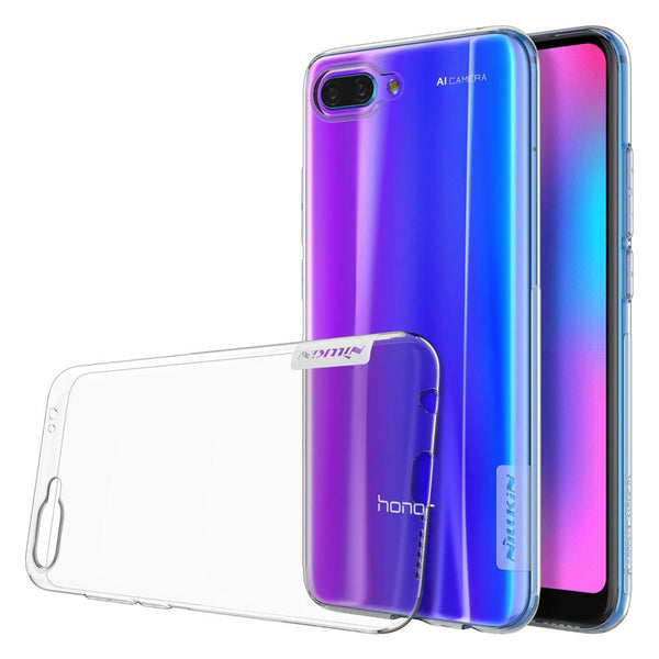 Husa Nillkin Nature Gel TPU Ultra Slim pentru Huawei Honor 10 transparent Nillkin