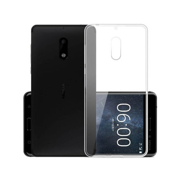 Husa silicon slim Nokia 5 - transparent
