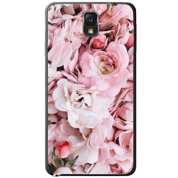 Husa Pink Roses Samsung Galaxy Note 3 Guardo.shop