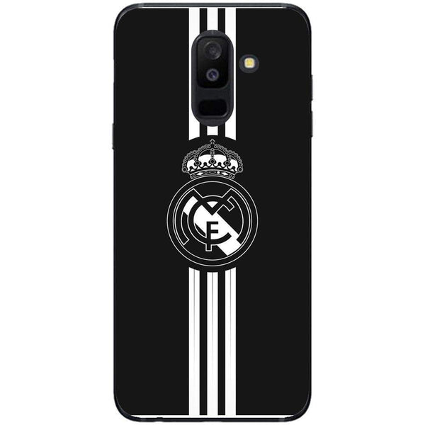 Husa real madrid logo Samsung Galaxy A6 PLUS 2018 Guardo.shop