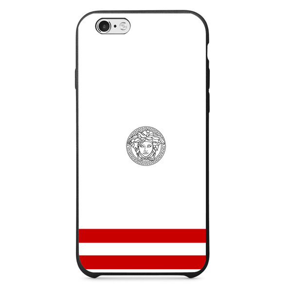 Husă Red-white Versace APPLE Iphone 6 Guardo.shop