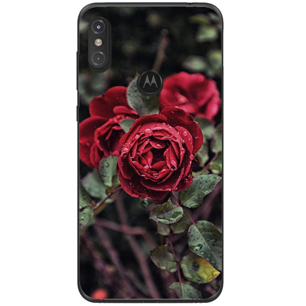 Husa Rose drops Motorola One Guardo.shop