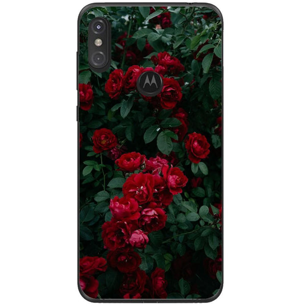 Husa Roses garden Motorola One Guardo.shop